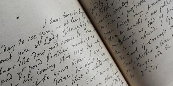 Collezionare autografi nell'Ottocento – l'immensa collezione di Adrian Joline
