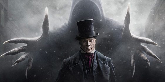 Come guardare A Christmas carol, la nuova serie con Guy Pearce e Andy Serkis