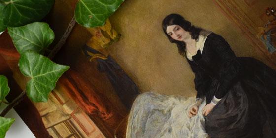 Ritrovato un dipinto dickensiano smarrito nel 1885