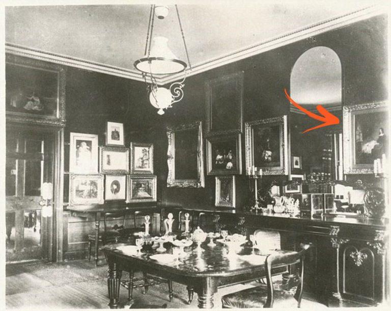 Ritrovato un dipinto dickensiano smarrito nel 1885 | L ...