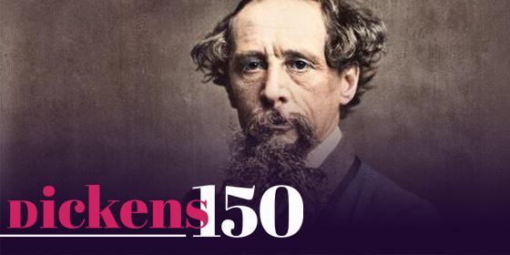 150 secondi per ridare voce a Charles Dickens a 150 anni dalla morte