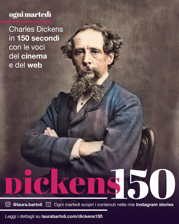 Charles Dickens 150 anniversary