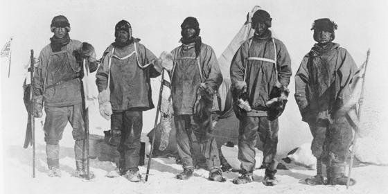 Polo sud: gli scrittori vittoriani che arrivarono in Antartide