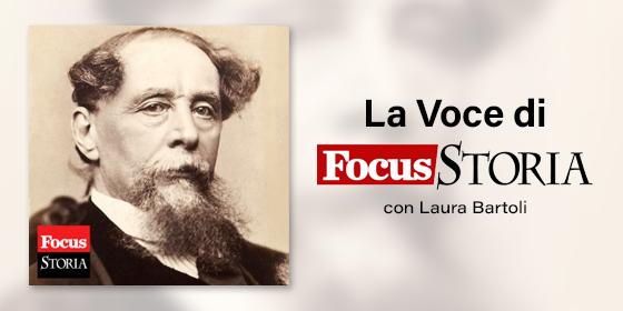 Ti riporto all'età vittoriana con Focus Storia e Charles Dickens