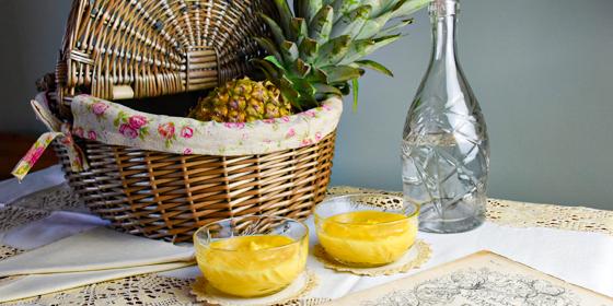 Crema all'ananas, la ricetta vittoriana