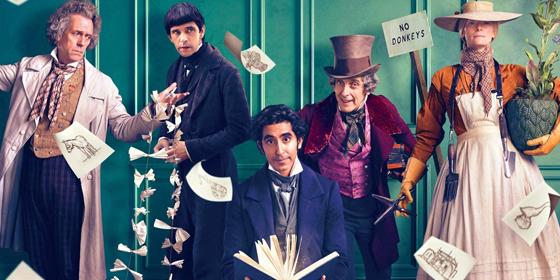 Viaggio nei dialoghi italiani del nuovo film su David Copperfield