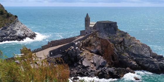 Golfo dei poeti: in Liguria con Byron e Shelley